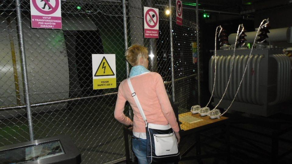 Expozice elektřina