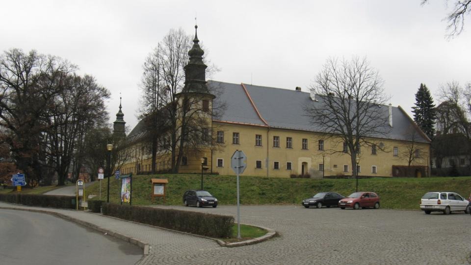 Bludov zámek