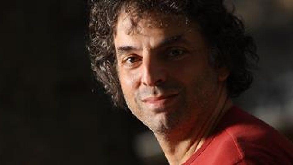Izraelský spisovatel Etgar Keret