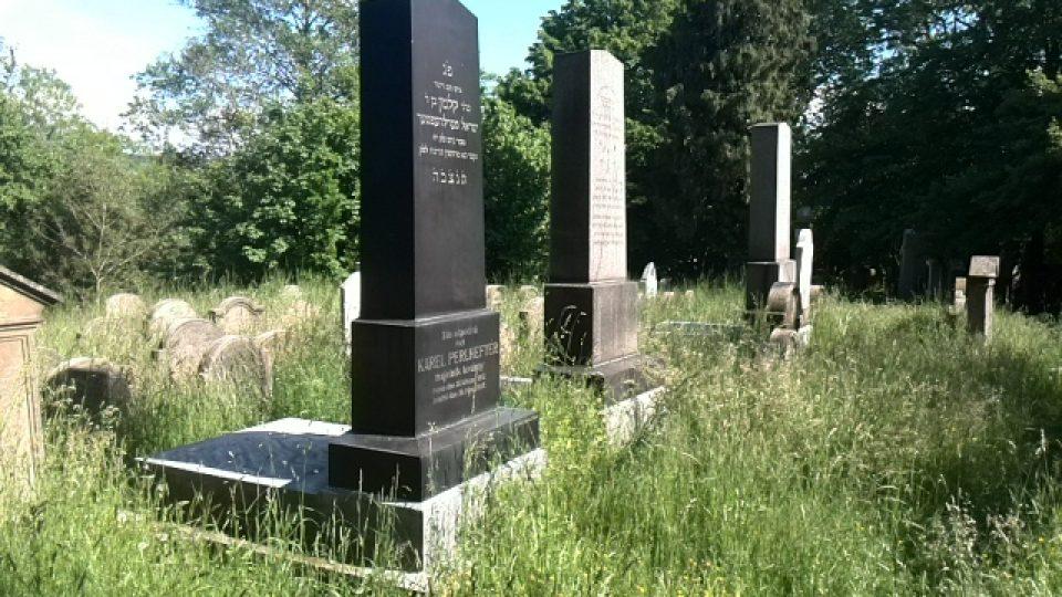 Židovský hřbitov ve Vamberku