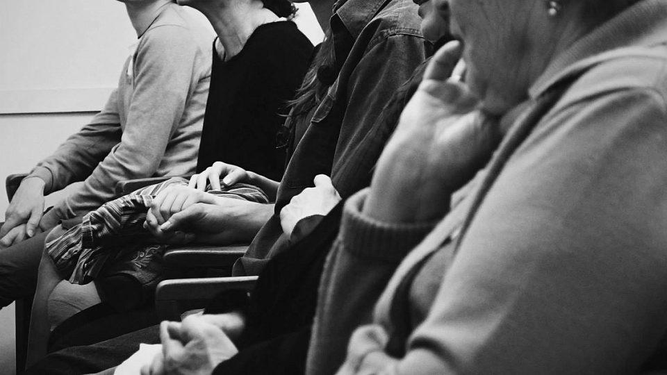 Publikum s Ivou Bittovou