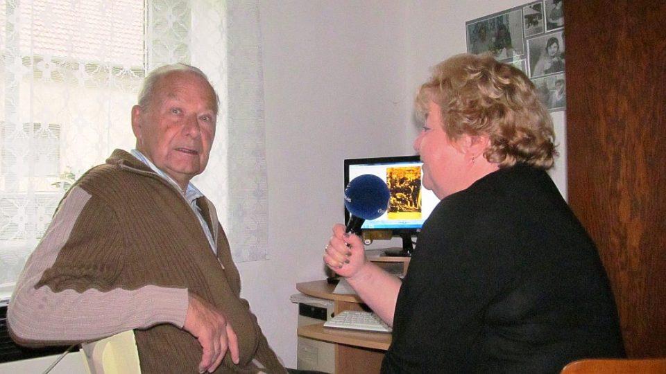 Ing. František Steklý a Eva Zálešáková