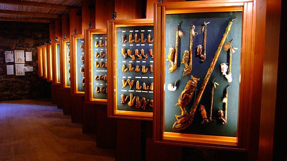 Muzeum dýmek připomíná tradici jejich výroby v Proseči