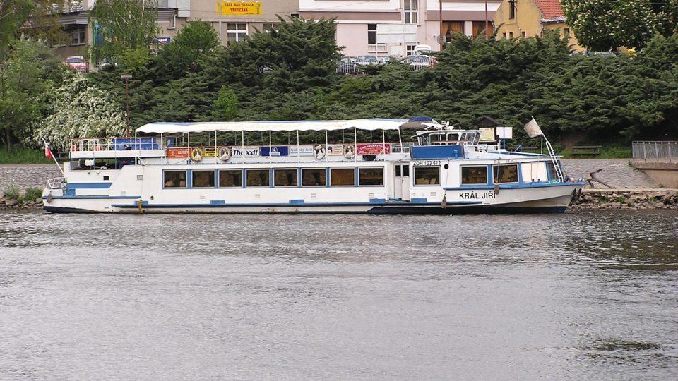 Výletní loď Král Jiří