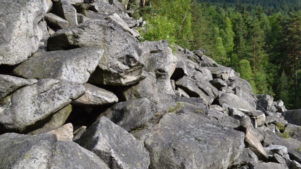 Čertova stěna