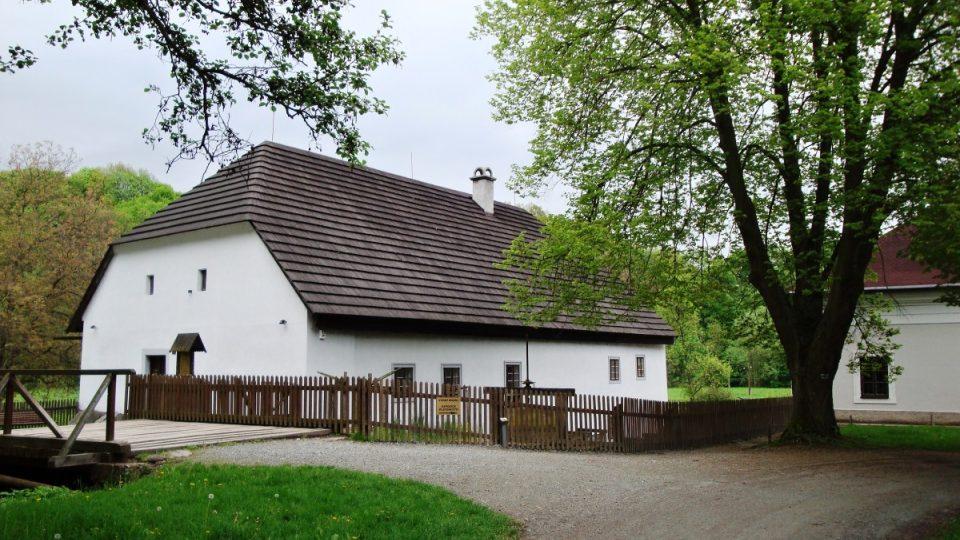 Rudrův mlýn v Ratibořicích