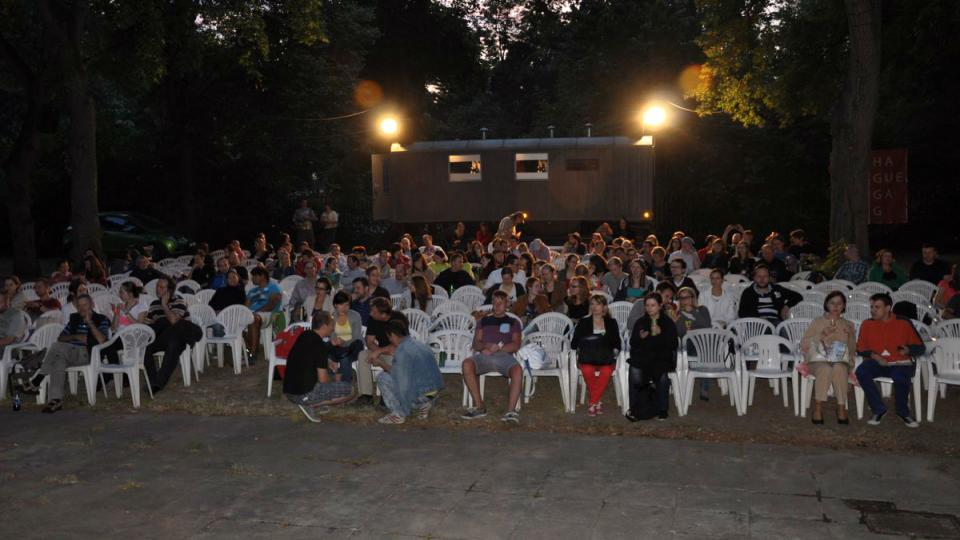 Prvních 177 návštěvníků 12. ročníku Karlínského filmového léta.