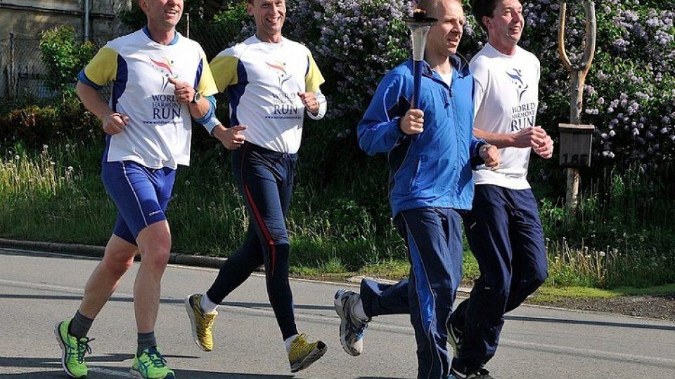 Mírový běh