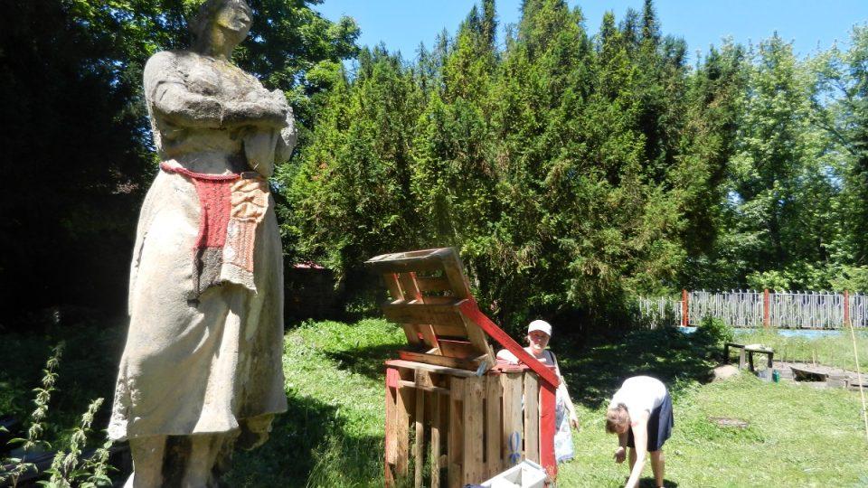 Komunitní zahrada Olomouc
