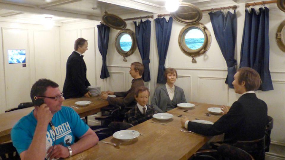 Lodní jídelna