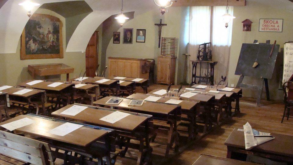 Historická školní třída
