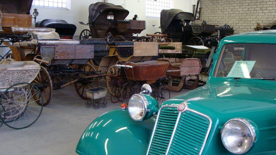 Vozovna Muzea řemesel