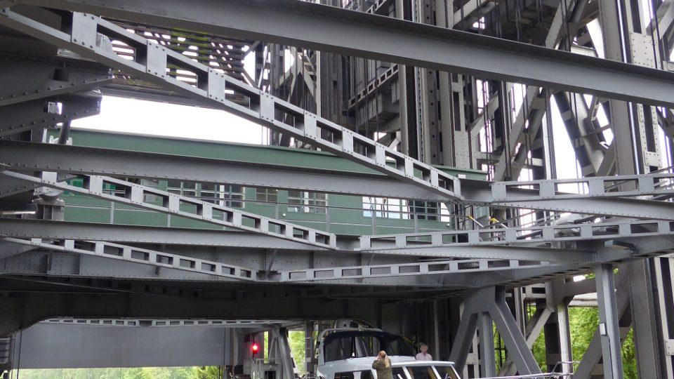 Kanál Odra–Havola slouží turistům i nákladní přepravě