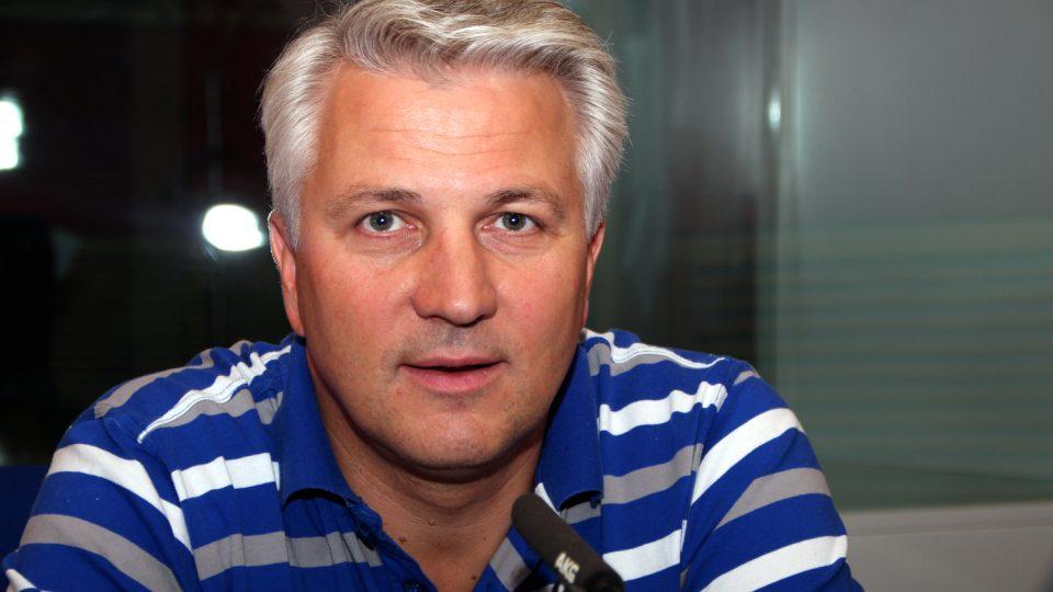 Zdeněk Schwarz, ředitel Zdravotnické záchranné služby hlavního města prahy