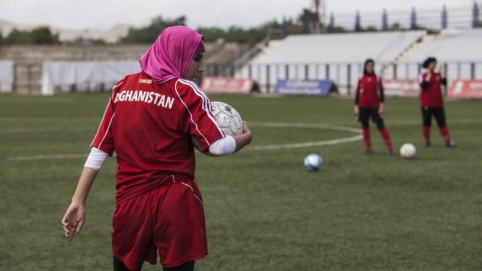 Afghánistán očima Lenky Klicperové