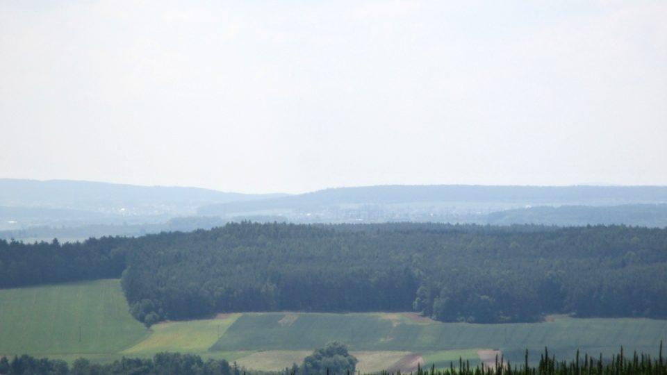 Panorama z Kosiny