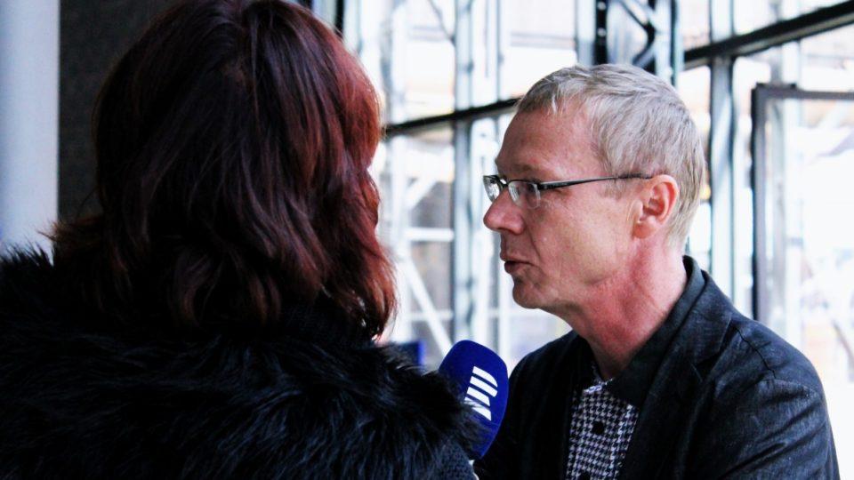Marek Pokorný, ředitel Galerie PLATO