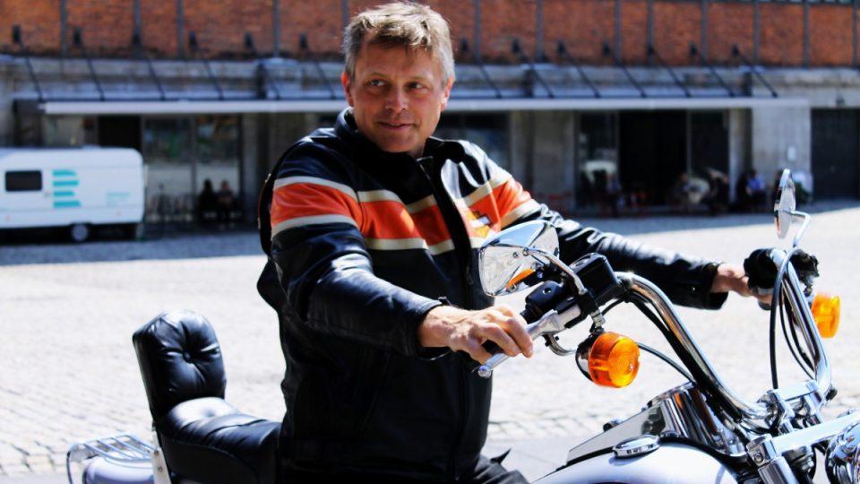 Josef Podstata, ředitel ČRo Olomouc a Ostrava