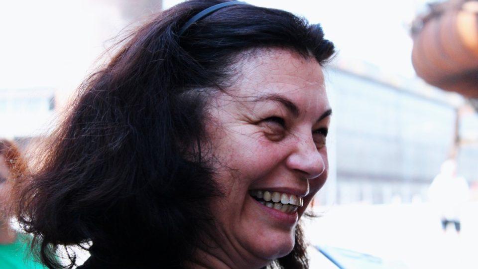 Zlata Holušová, ředitelka festivalu Colours of Ostrava