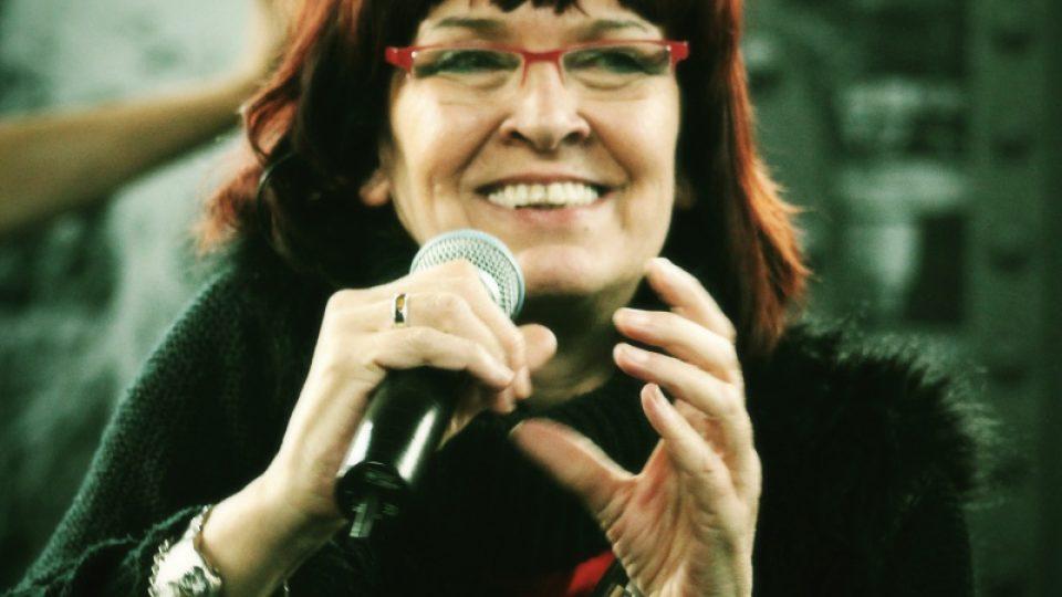 Dagmar Misařová, moderátoka