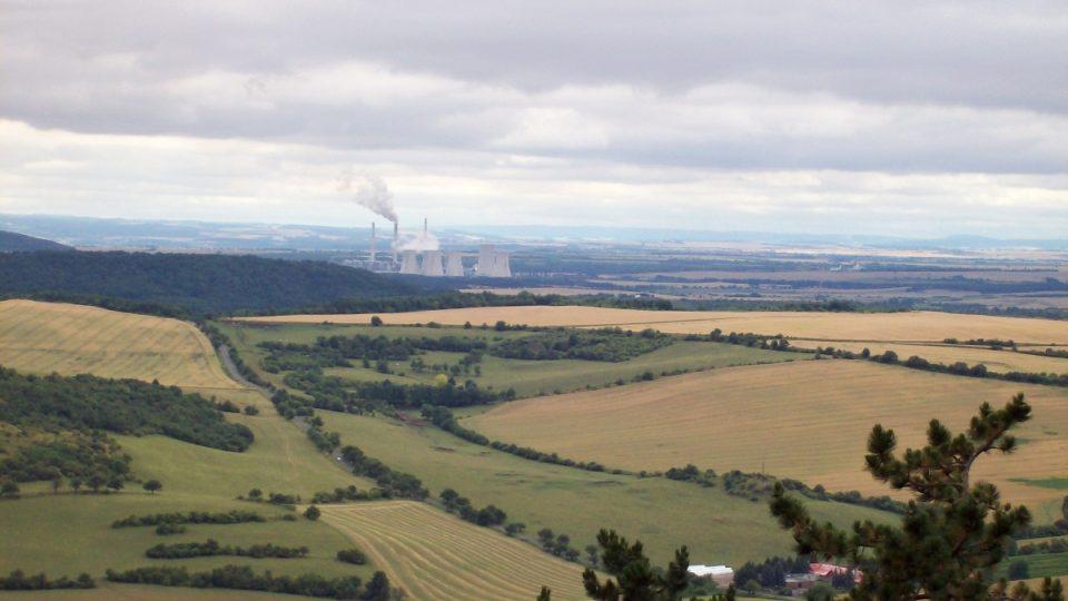 Elektrárny v kraji