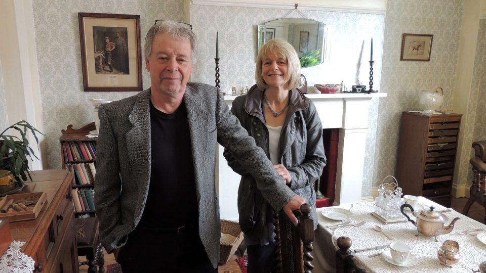 Jim Wight a Rosie Pageová jsou dětmi Jamese Herriota