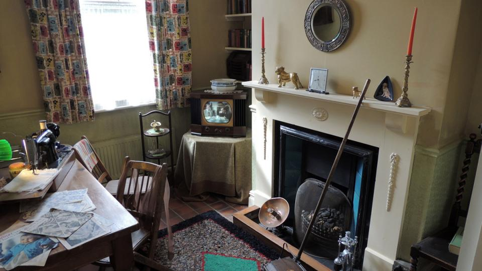 Veterinář s literárním supertalentem se v části severního Yorkshiru stal vděčným turistickým lákadlem