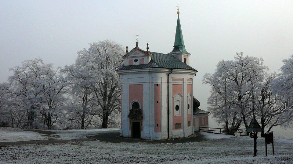 Areál má zvláštní atmosféru hlavně v zimě