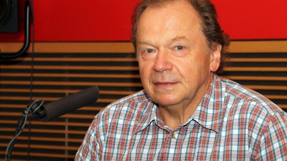 Fotograf Jaroslav Kučera byl hostem Radiožurnálu