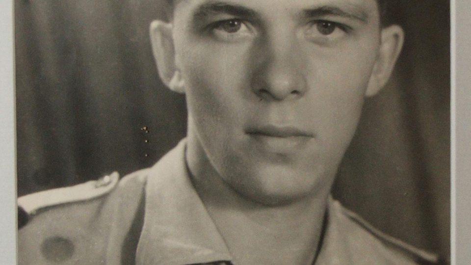 Otakar Hašek v roce 1949