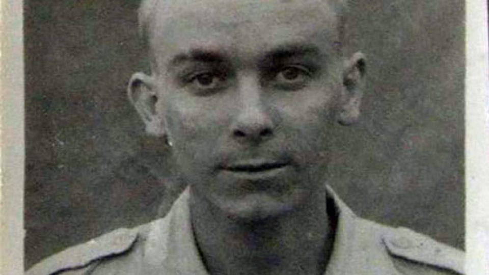 Rudolf Němček v zajetí