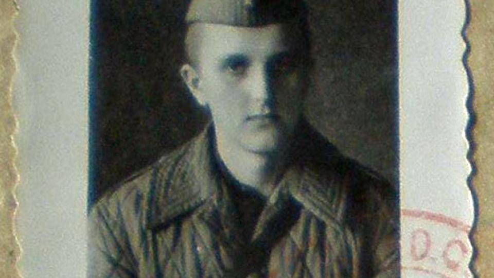 Erwin Páleš, vietnamský partyzán