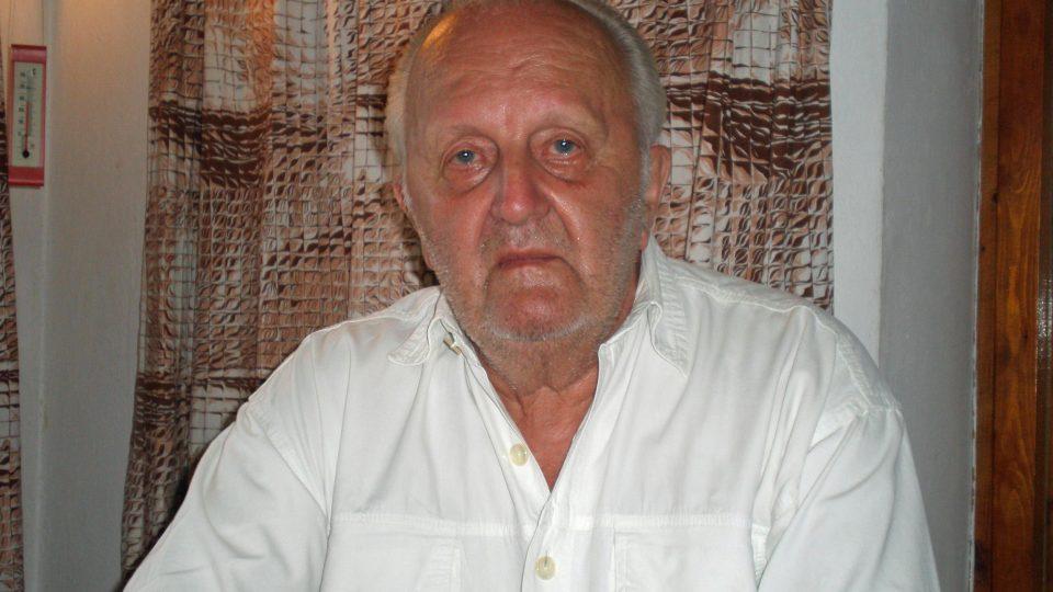 Erwin Páleš v roce 2008