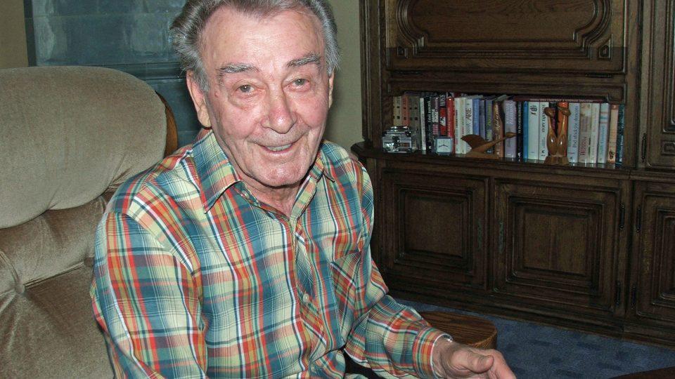 Rudolf Němček v roce 2008
