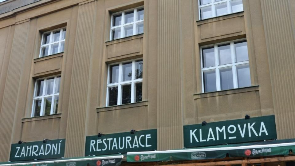 Restaurace Klamovka