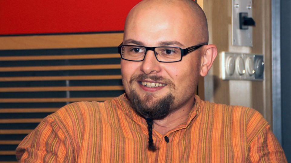Martin Vonka, šéf projektu Fabriky.cz
