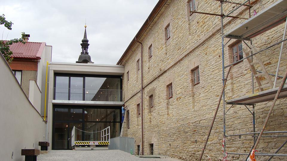 Budoucí Muzeum Českého karosářství