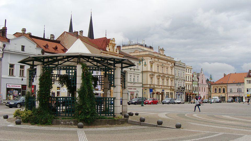 Vysokomýtské náměstí