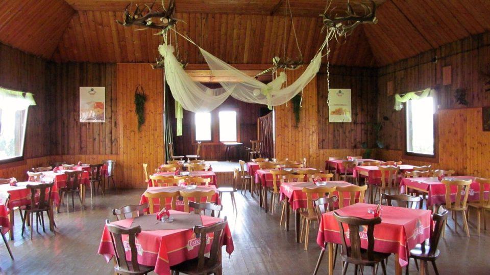 Výletní restaurace Mexiko - sál