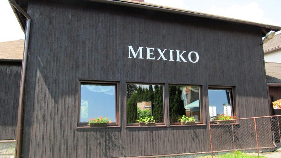 Výletní restaurace Mexiko