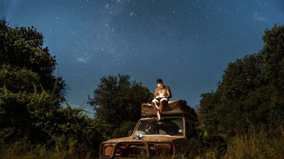 Takto vypadá pravé africké safari