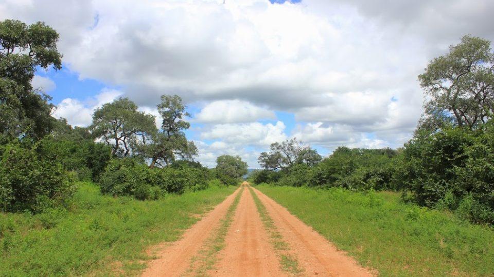 Pravá africká cesta v Zimbabwe