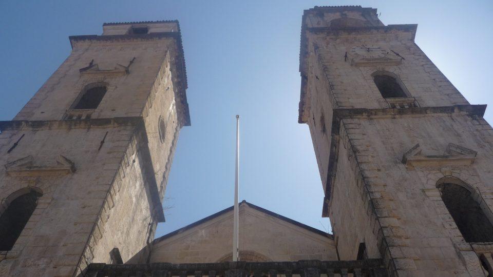 Katedrála svatého Tripuna, Kotor