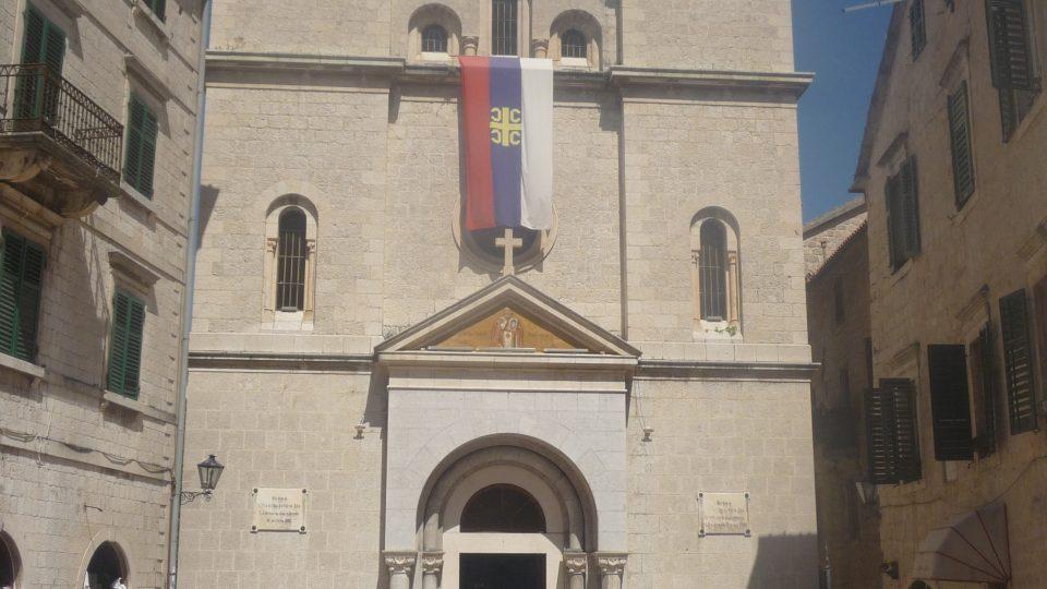 Pravosloavný kostel, Kotor