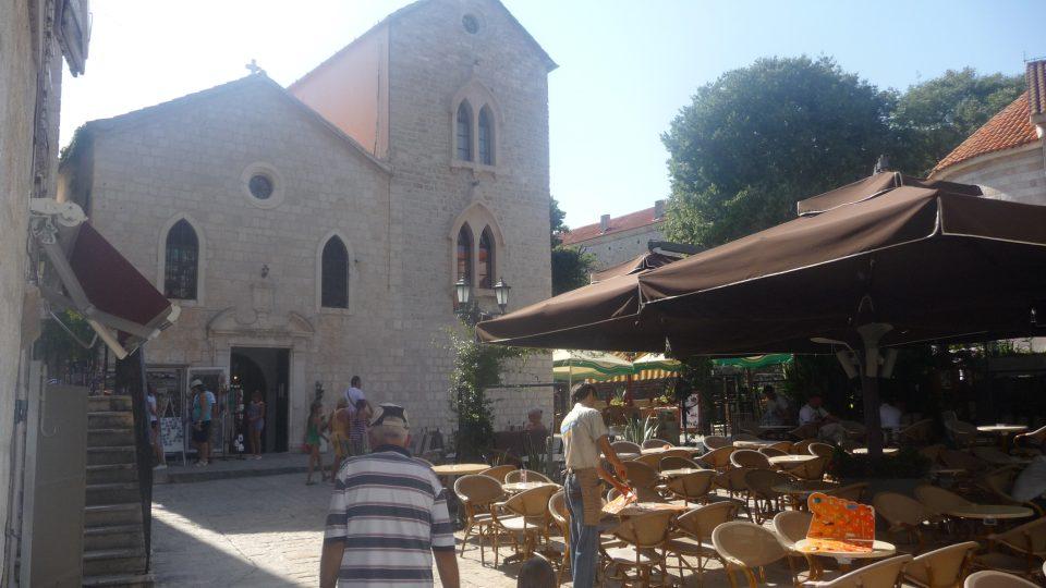 Stary Grad, Budva, Staré město