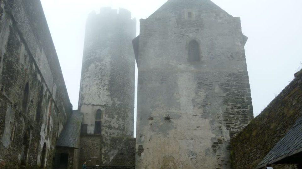 Hrad Bezděz založil v 60. letech 13. století král Přemysl Otakar II.