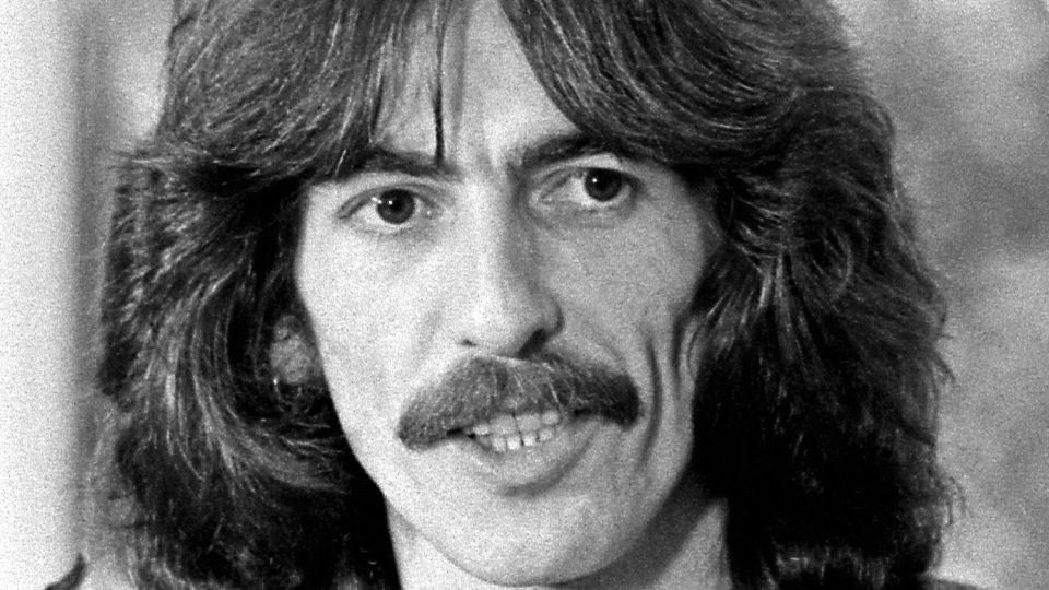 George Harrison v roce 1974