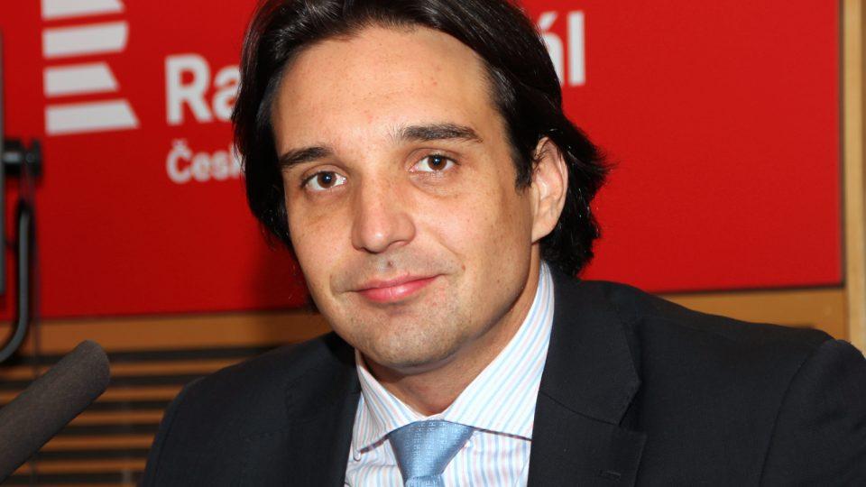 Operní zpěvák Adam Plachetka byl hostem Radiožurnálu