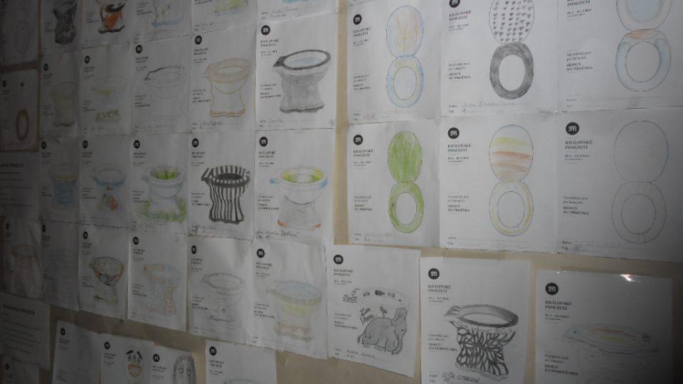 WC workshop návštěvníků muzea