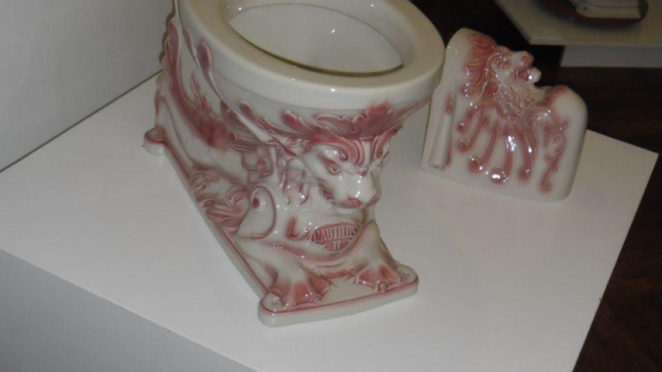 Výstavní záchod našich předků